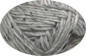 Álafosslopi 9974 licht grijs tweed