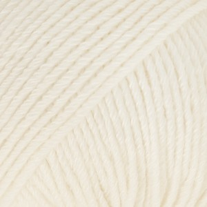 Drops Cotton merino 105101 Naturel