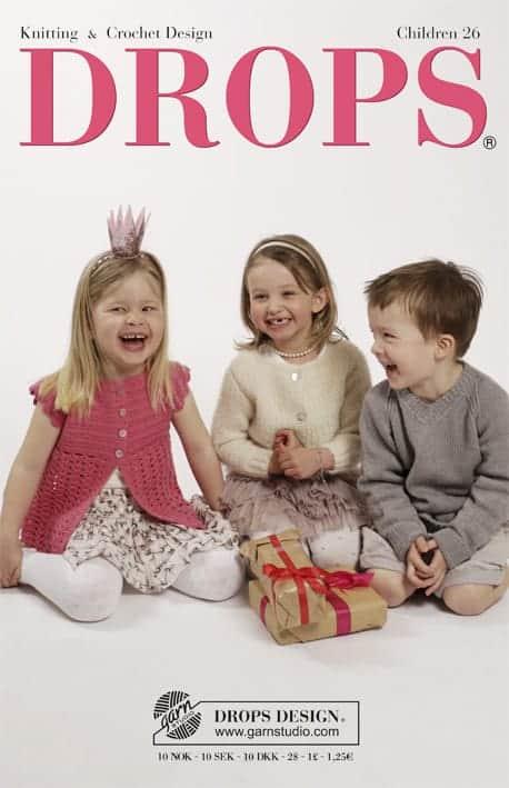 DROPS Breiboek 26 kinderen