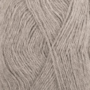 Drops Alpaca uni color 1040501 Light grey