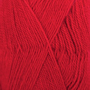 Drops Alpaca uni color 1043620 Red