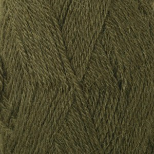 Drops Alpaca uni color 10467895 Dark Green
