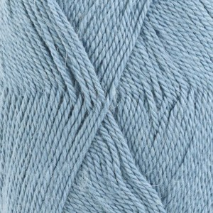 Drops Baby alpaca silk 10946235 Grey Blue