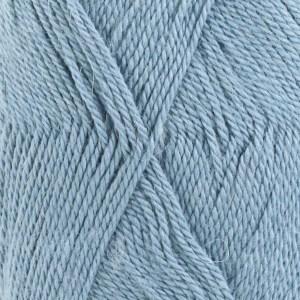 Drops Baby alpaca silk 10946235 Grey Blue