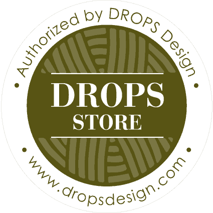 Drops Basic breinaald - Aluminium - 35 cm - 2.50 mm