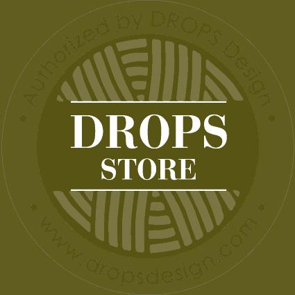 Drops Basic breinaald - Hout - 35 cm - 5.5 mm