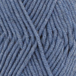 Drops Big merino 102007 Jeans Blue
