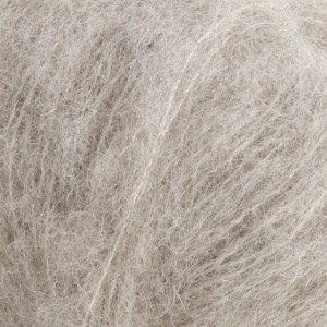 Drops Brushed alpaca silk 109802 Light Grey