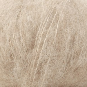 Drops Brushed alpaca silk 109804 Light beige