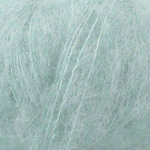 Drops Brushed alpaca silk 109815 Licht Zeegroen