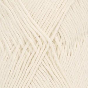 Drops Cotton light 106201 Off White