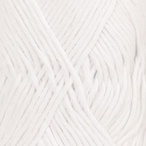 Drops Cotton light 106202 White