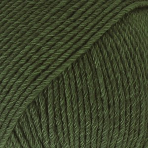 Drops Cotton merino 105122 Dark Green