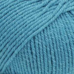 Drops Cotton merino 105124 Turquoise