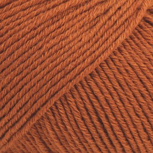 Drops Cotton merino 105125 Rust