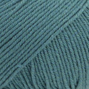 Drops Cotton merino 105126 Storm Blue