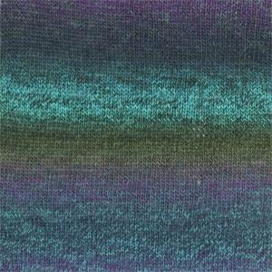 Drops Delight 109209 Turquoise/Purple