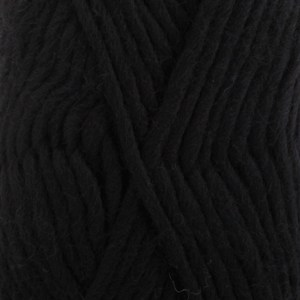 Drops Eskimo uni color 108202 Black