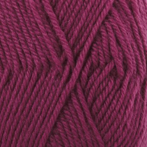 Drops Karisma uni color 101039 Dark Old Rose