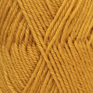 Drops Karisma uni color 101052 Dark Mustard