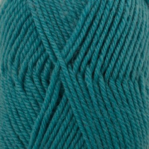 Drops Karisma Uni Color 101060 Blue Turquoise
