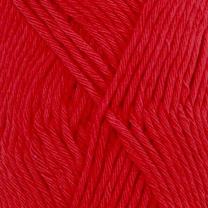 Drops Paris uni color 104312 Red