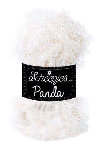 Scheepjeswol Panda 581 ecru polaroid bear